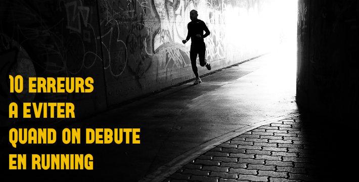 10 erreurs de débutant à éviter quand on commence la course à pied