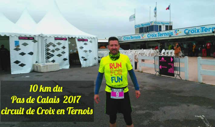 Récit de course 10km du Pas de Calais 2017 circuit de Croix en Ternois