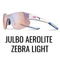 Julbo Aerolite Zebra Light Lunettes de Soleil photochromiques