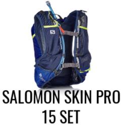 Salomon, SKIN PRO 15 SET