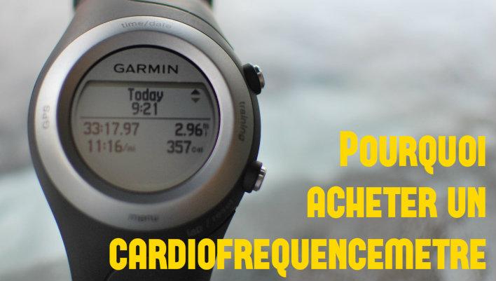10 raisons d'acheter un cardiofréquencemètre pour courir