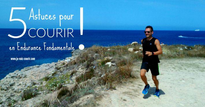Astuces pour courir et rester en zone d'endurance fondamentale