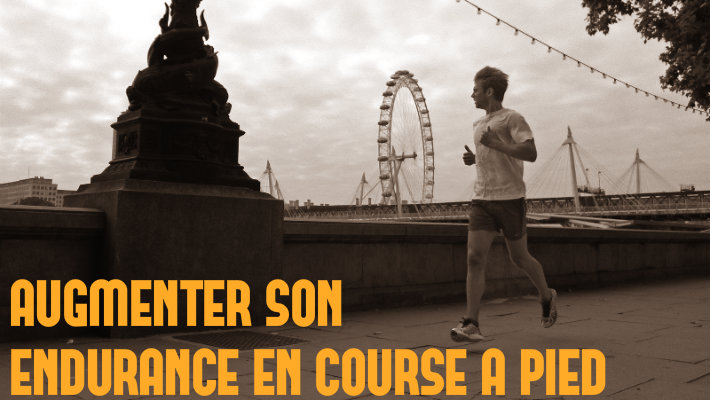 Comment augmenter son endurance en course à pied