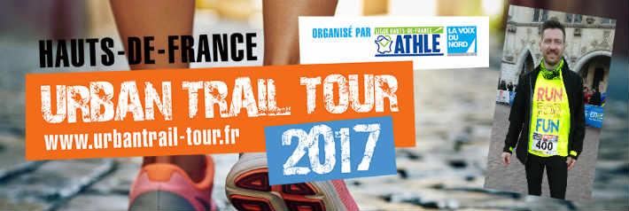 Récit de course de mon Urban Trail Tour Arras 2017