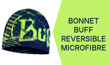 Bonnet Buff réversible