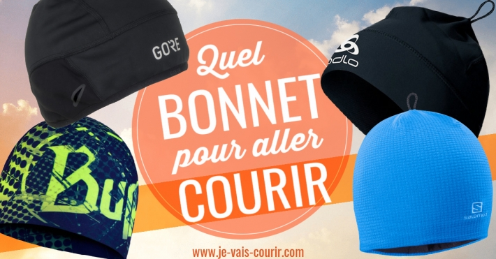 Quel bonnet running choisir pour aller courir?
