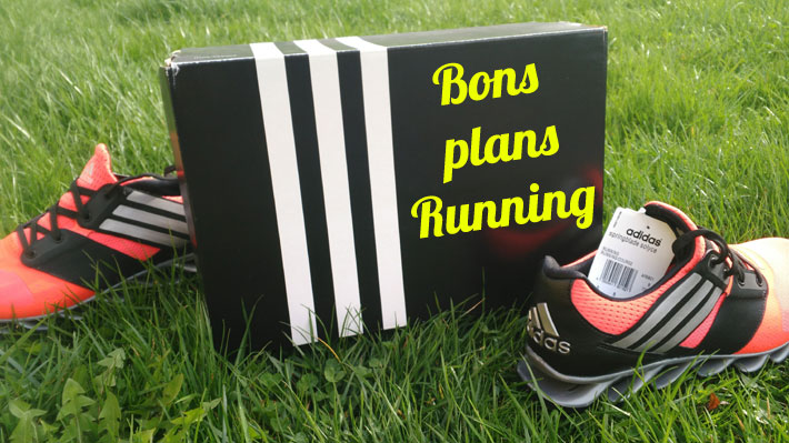 Bons plans running course à pied