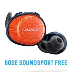 Ecouteur running bose