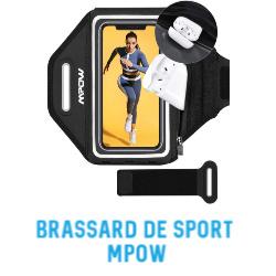 Brassard mpow