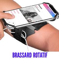 Brassard rotatif