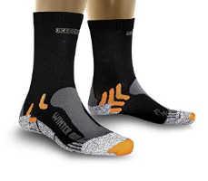 Chaussettes x-socks run winter
