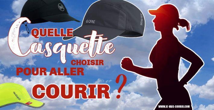 Comment choisir sa casquette de running trail?