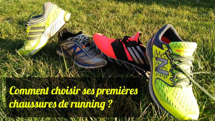 Comment bien choisir ses premières chaussures de running conseils et astuces