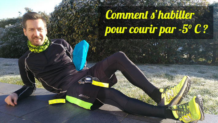 Course à pied - Comment s habiller pour courir en hiver moins 5 degrés