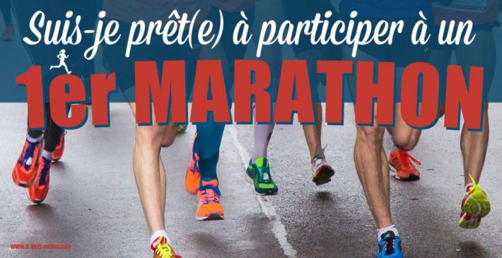 Suis-je prêt à participer à un premier marathon?