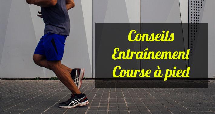 Conseils entrainement course à pied