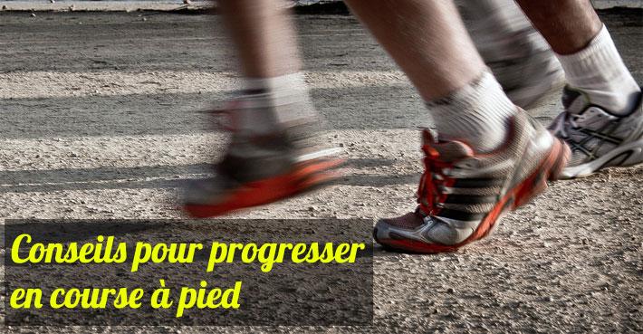 Conseils running pour progresser en course à pied