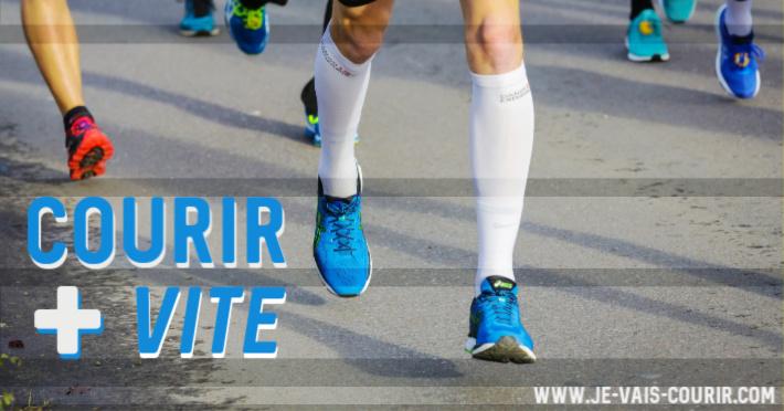 Comment courir plus vite?