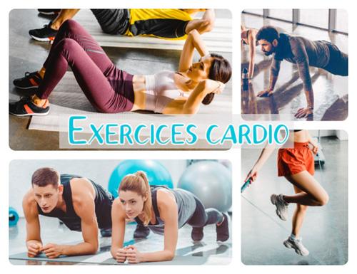 Exercices de cardio à faire pour le running