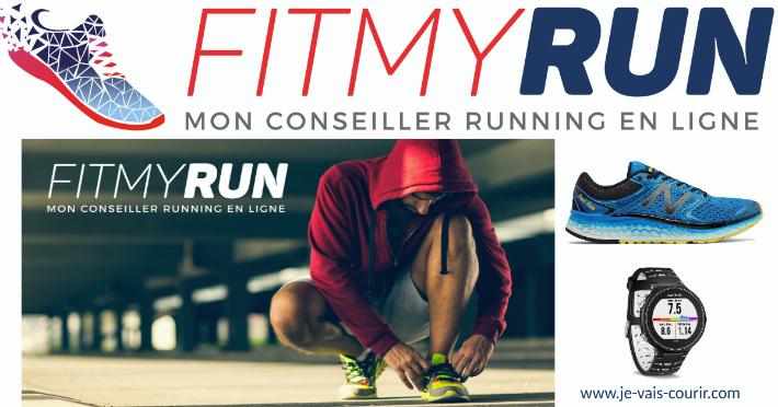 Fitmyrun conseiller équipement chaussures running en ligne - Fitmyrun.fr