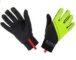 Gants gore running wear fusion