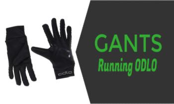 Gants Running Odlo