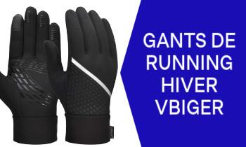 Gants Running VBiger