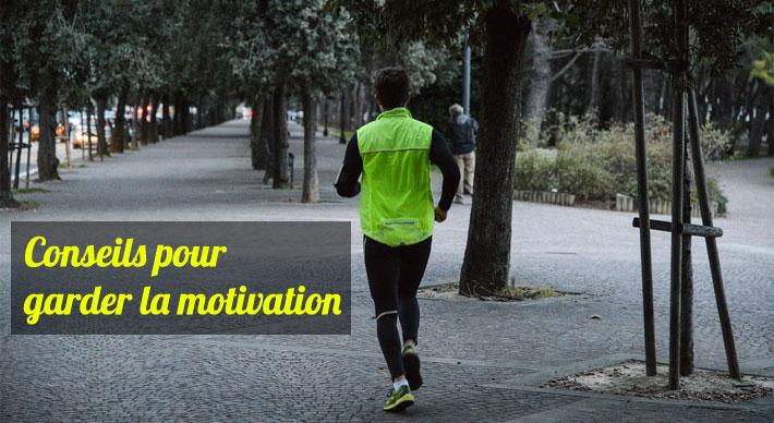Conseils running pour garder la motivation