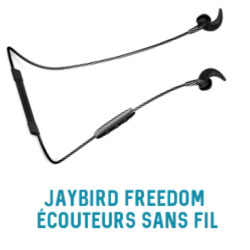 Casque bluetooth Jaybirf Freedom