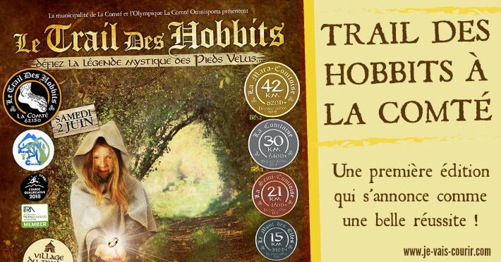 LeTrail des Hobbits à La Comté première édition d'une course festive