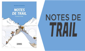 Livre running notes de trail