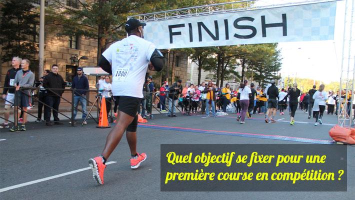 Quel objectif réaliste se fixer pour une première course de 5 ou 10 km en compétition