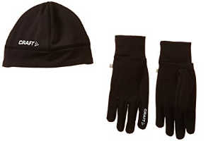Pack gants bonnet