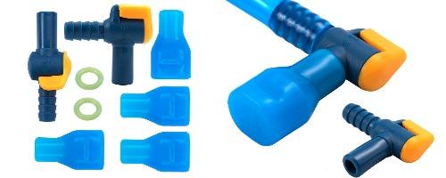 Kit pipette valve de remplacement pour poche à eau