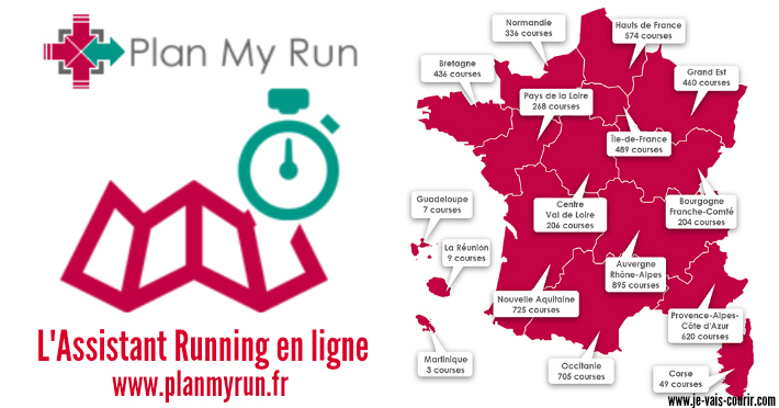 Plan My Run un assistant running en ligne - Planmyrun.fr