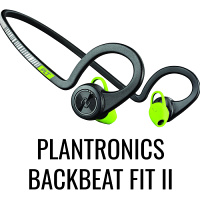 Plantronics Backbeat FIT II New Kits Oreillette Bluetooth