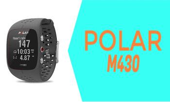 Montre running Polar M430