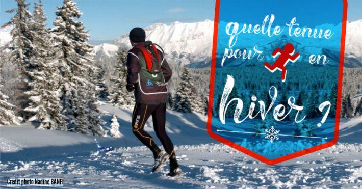 Tenue running hiver quels vetements et accessoires porter