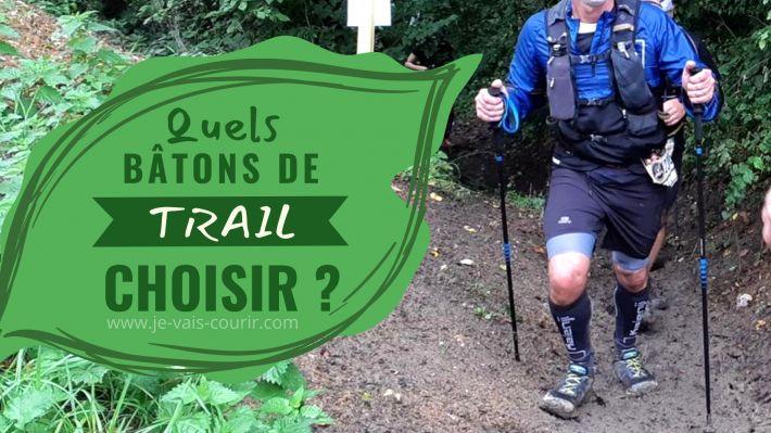 Quels bâtons de trail pour aller courir?