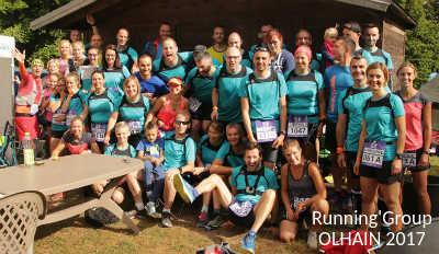 Running group olhain 2017