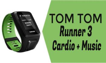 Tom Tom 3 Runner