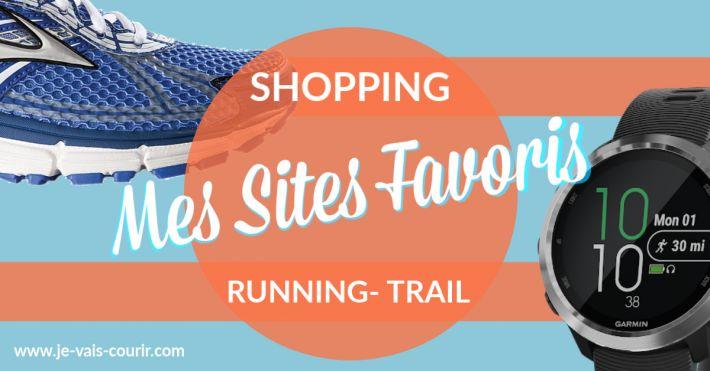 Meilleurs sites pour acheter son équipement de running trail pas cher