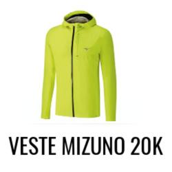 Mizuno Waterproof 20K
