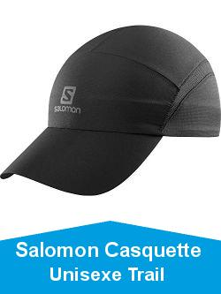 Salomon Casquette Unisexe Trail Running Randonnée