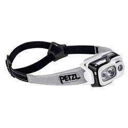 PETZL Lampe Frontale Swift RL Noir