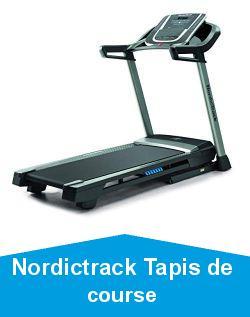 Nordictrack Tapis de course S20i + abonnement iFit Famille 6 mois inclus