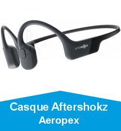 Casque Aftershokz Aeropex