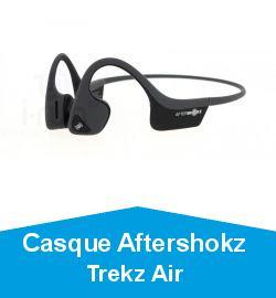 Casque Aftershokz Trekz Air