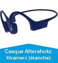 Casque Aftershokz Xtrainerz (étanche)