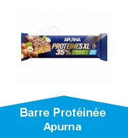 Barre Protéinée Apurna